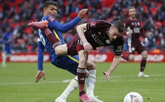 Vòng 37 Giải ngoại hạng Anh (Premier League): Tái chiến rực lửa