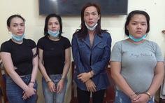 Bắt 4 người 'chuyển giới' dàn cảnh lấy tài sản người nước ngoài ở trugn tâm TP.HCM