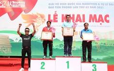 Herbalife Việt Nam đồng hành tổ chức Giải Tiền Phong Marathon 2021