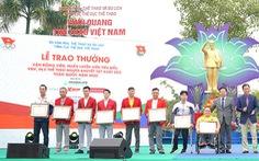 Herbalife Việt Nam đồng hành cùng Tổng Cục Thể Dục Thể Thao Vinh danh VĐV, HLV tiêu biểu 2020