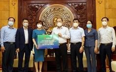 VPBank tiếp tục ủng hộ 10 tỉ đồng để đẩy lùi dịch COVID-19