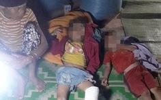 Cục Trẻ em chỉ đạo 'khẩn' vụ 4 trẻ thương vong do sập tường lò gạch