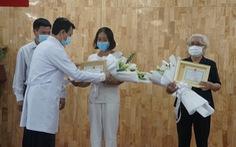 2 ca hiến tạng sau khi chết não mang lại cuộc đời cho 8 bệnh nhân