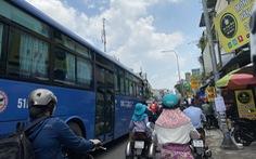 Điều chỉnh tổ chức giao thông nhiều tuyến đường quận Bình Thạnh
