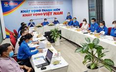 Diễn đàn trực tuyến: 'Khát vọng thanh niên - Khát vọng Việt Nam'