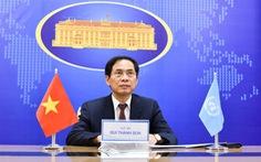 Việt Nam khẳng định sát cánh cùng các dân tộc châu Phi vượt qua khó khăn