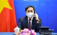 Việt Nam và Anh ủng hộ thúc đẩy đối thoại tìm giải pháp cho Myanmar