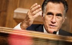 Thượng nghị sĩ Romney bị chửi 'đồ phản bội' vì chống ông Trump