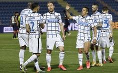 Inter Milan vô địch Ý sau 11 năm