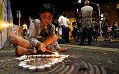 Thảm kịch giẫm đạp tại Israel: 'Cha ơi, con chết mất'