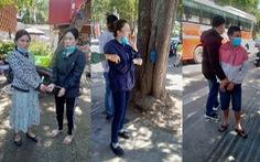 Bắt 3 nữ quái cùng người yêu lẫn vào chợ đêm Đà Lạt trộm điện thoại của du khách