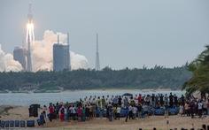 Báo động nguy cơ tên lửa khổng lồ Trung Quốc rơi xuống Trái đất mất kiểm soát