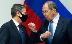 Ngoại trưởng Nga, Mỹ nói về 'khác biệt nghiêm trọng' mà họp cười tươi