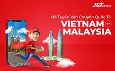 Đến J&T Express gửi hàng đi Malaysia thật dễ dàng