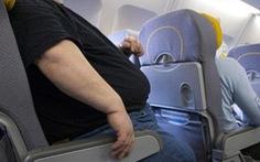 Các hãng hàng không Mỹ tính cân hành khách và tăng giá vé với người béo phì