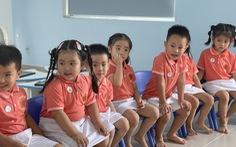 Học sinh mầm non ở TP.HCM tăng cao
