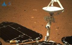 Robot Trung Quốc trên sao Hỏa bị đồn 'đã vỡ nát'