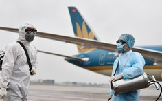 Giám đốc Cảng vụ hàng không miền Nam: 'Hiện nay, có sân bay cả ngày không có chuyến nào'