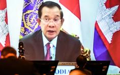Ông Hun Sen: 'Nếu không trông cậy Trung Quốc, cho hỏi có thể trông cậy ai?'