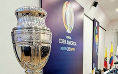 Colombia bị tước quyền đăng cai Copa America do bất ổn chính trị