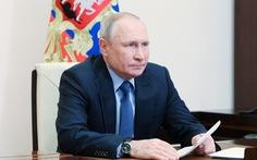 Ông Putin cảnh báo sẽ thẳng tay với các bên muốn chiếm lãnh thổ Nga
