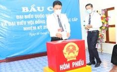Bầu cử sớm tại huyện đảo Bạch Long Vỹ và đỉnh Lò Xo