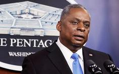 Bộ trưởng quốc phòng Mỹ không liên lạc được với Trung Quốc