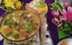 Về rừng ăn lẩu mắm U Minh
