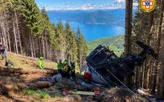 Cabin cáp treo bị rơi, 12 người thiệt mạng