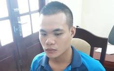 Nam thanh niên giết chủ quầy tạp hóa ở TP Thanh Hóa rồi đến công an đầu thú