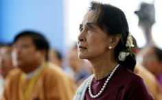 Bà Suu Kyi: 'Dân còn thì đảng còn'