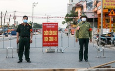 Bắc Giang: Yêu cầu dân không ra khỏi nhà