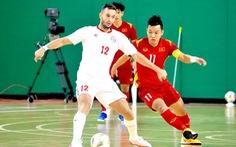 Giành vé dự World Cup, đội tuyển futsal Việt Nam được thưởng 1 tỉ đồng