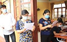 9.147 học sinh lớp 12 ở Bắc Giang thuộc diện cách ly y tế