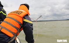 Tìm thấy thi thể nạn nhân trong vụ chìm tàu hút cát trên hồ Đại Ninh