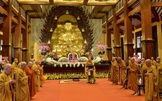 Đại lễ Phật đản 2021 gửi đi thông điệp chung tay đẩy lùi COVID-19