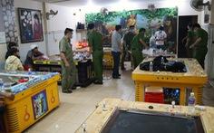 Bất chấp 'lệnh cấm', tiệm game bắn cá đón hàng chục khách đến chơi