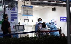 BV Gia Định tầm soát hơn 2.000 nhân viên, bệnh nhân sau 3 ca nhiễm COVID-19 đến khám
