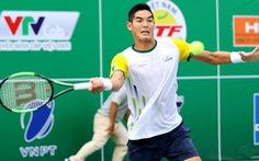 Thái Sơn vào vòng loại thứ 2 Roland Garros