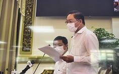 Một nhân viên bảo mẫu khoa sơ sinh Bệnh viện Nhi Đồng 1 mắc COVID-19