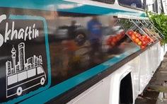Xe buýt tạp hóa hỗ trợ người thu nhập thấp tại Nam Phi
