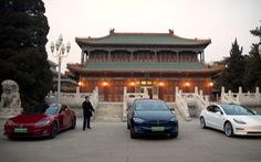 Tesla 'chịu phép' trước Trung Quốc