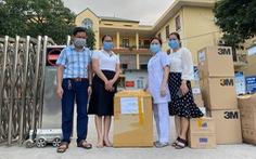 Cựu học sinh Bắc Giang ủng hộ tuyến đầu chống dịch COVID-19 hơn 2 tỉ đồng
