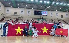 Ngày 1-6 bốc thăm Futsal World Cup, tuyển Việt Nam nằm ở nhóm hạt giống số 4
