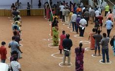 Ấn Độ ghi nhận số ca nhiễm mới thấp nhất trong 1 tháng rưỡi