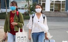 Sinh viên phải rời ký túc xá ĐH Quốc gia TP.HCM để làm khu cách ly