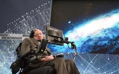 Anh lưu giữ các công trình và di vật của 'ông hoàng vật lý' Stephen Hawking