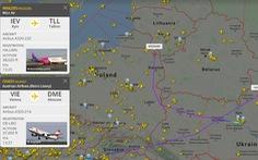 Nga từ chối 2 hãng bay châu Âu
