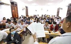 Các tỉnh thành lên kịch bản thi tốt nghiệp ra sao khi có dịch?