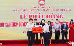 MSB và TNG Holdings Vietnam ủng hộ 30 tỉ đồng chống dịch COVID-19